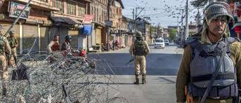 JRL strike against Panchayat polls affects normal life in Valley
