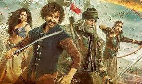 Thugs of Hindostan box office  collection Day 1: Aamir Khan film earns Rs 52.25 crore, becomes highest Hindi opener