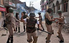 Civilian injured in Pulwama firing