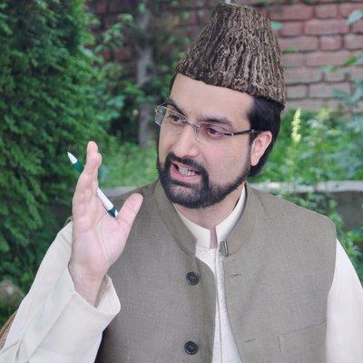 Crackdown on Jamaat-e-Islami, Hurriyat leaders will worsen situation: Mirwaiz Umar Farooq