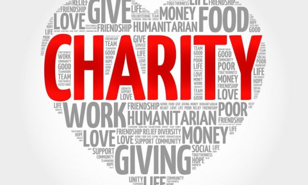 CHARITY IN SILENCE, WITH RELIGIOUS ADVISORY