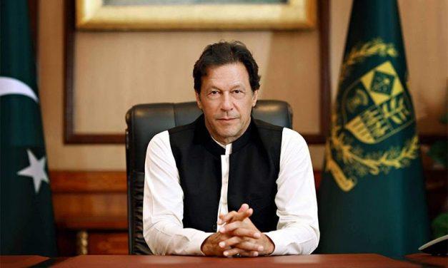Pakistan's economy on the right track, says Imran Khan